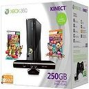 Xbox 360 250GB Holiday Value Bundle with Kinect Xbox 360 Console